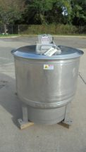 Bock FP 900 Perforated Basket Centrifuge, Stainless