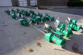 Lightnin 1/3 HP Clamp On Propeller Mixers, (7)