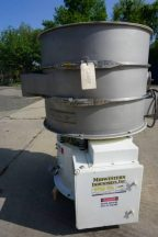 Midwestern Industries 36 in. Dia. Stainless Two Deck Screener/Sifter-