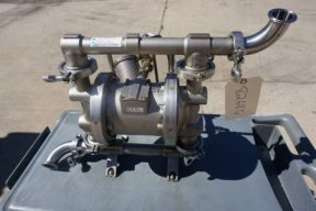 Graco Air Operated Double Diaghragm Pump, Portable
