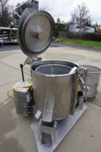 Brothers Legrow 200 Lb. SS Centrifugal Vegetable Spin Dryer