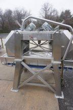 Freshline/Key Technology Two-Drum Potato Sorter, Stainless Steel