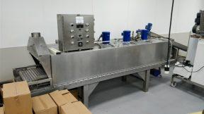 Kryospray Model 2150 Freeze Tunnel, 13 Ft. Long
