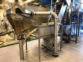 Complete Potato Chip Plant, 1,500 Lbs. Per Hour