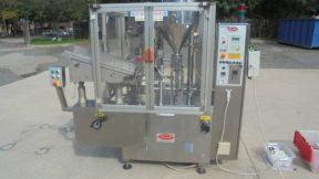 TGM Hot Air Automatic Plastic Tube Filling & Sealing Machine
