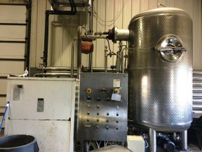 Carrier 40 Ton Glycol System