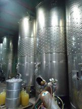 2,000 Gallon Defranceschi SS Jacketed White Wine Fermenting Tanks (3)