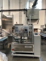 Nordenmatic NM402-HA Hot Air Tube Filling and Sealing Machine