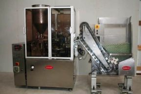 Kalix KX-80 Plastic Tube Filling and Sealing Machine, 80 Per Minute