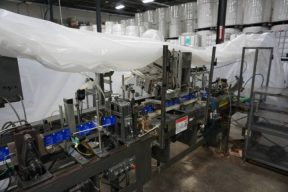 Bartelt IM7-14 Horizontal Towelette Machines (2)