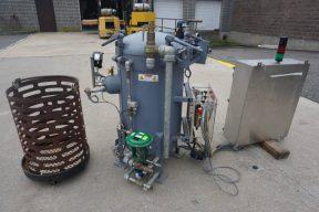 Allpax 2402V Vertical Autoclave/Retort