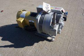 Gardener Denver Vacuum Pump, 1.5 HP