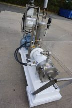 Charlotte SD20 Stainless Steel Colloid Mill, 20 HP XP motor
