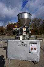 Colton Hope Twin Head Piston Filler, Bottom-Up Filling