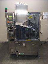 Axomatic Optima 900 Tube Filler/Sealer, 4,500 Tubes per Hour