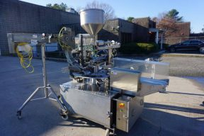 Autoprod RO-A7 HS Rotary Fill/Seal/Cap System, 40 Per Minute