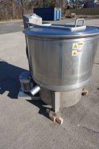 Bock FP-90 Food Processing Basket Centrifuge, 5 HP