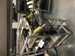Autobag AB 180 Filling and Sealing Machines With Printers, 80 PM