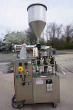 Prodo-Pak T-30H Plastic Tube Filling and Sealing Machine, 30 per minute