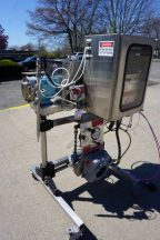 Oden PF-5K Pump Style Filler, with Hazardous Duty Enclosure System