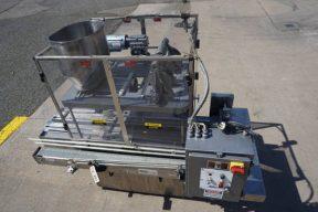 MRM/Elgin Twin Head Gallon Piston Filling Machine
