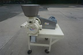 Bauer Brothers 8 In. Attrition/Grinding Mill, 3HP