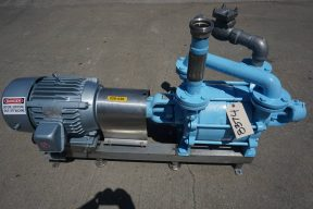 Sihi 3HP Liquid Ring Vacuum Pump, 20 HP Motor