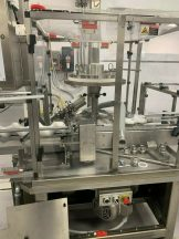 Cozzoli Versa-Fil 6 Head Rotary Positive Displacement Filling Machine, Up To 90 Containers Per Minute