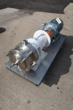 Charlotte SD-20 Stainless Steel Inline Colloid Mill, 20 HP