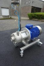 Silverson 450-UHS Stainless Ultra Hygienic Inline High Shear Mixer