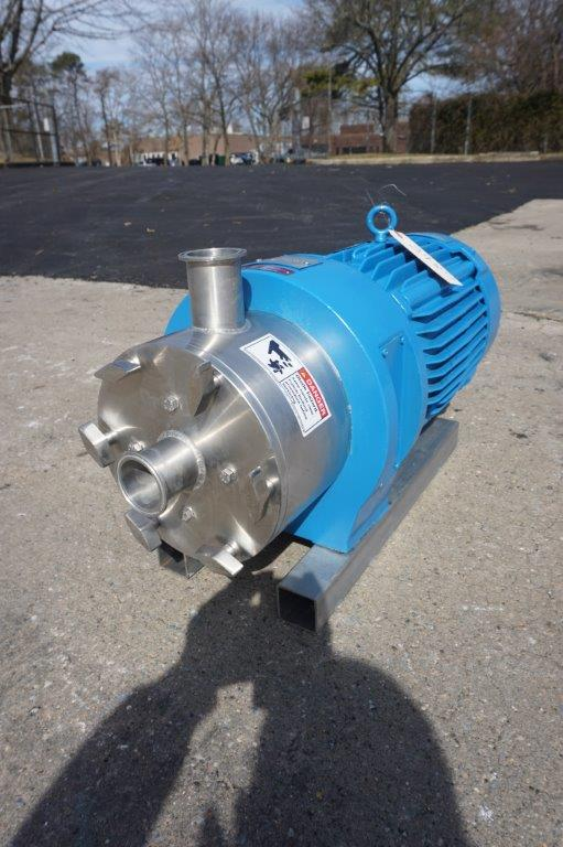 Silverson 450LS Stainless Steel Inline High Shear Mixer, Explosion Proof