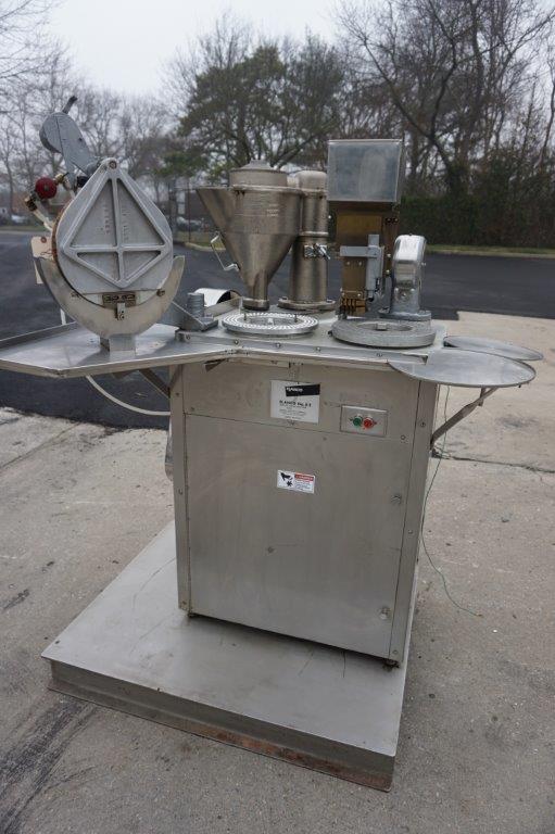 Elanco 8S Semi-Automatic Encapsulator, 15,000/Hr.