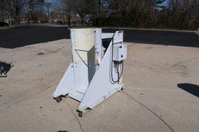 National Bulk Equipment Drum Dumper, Portable