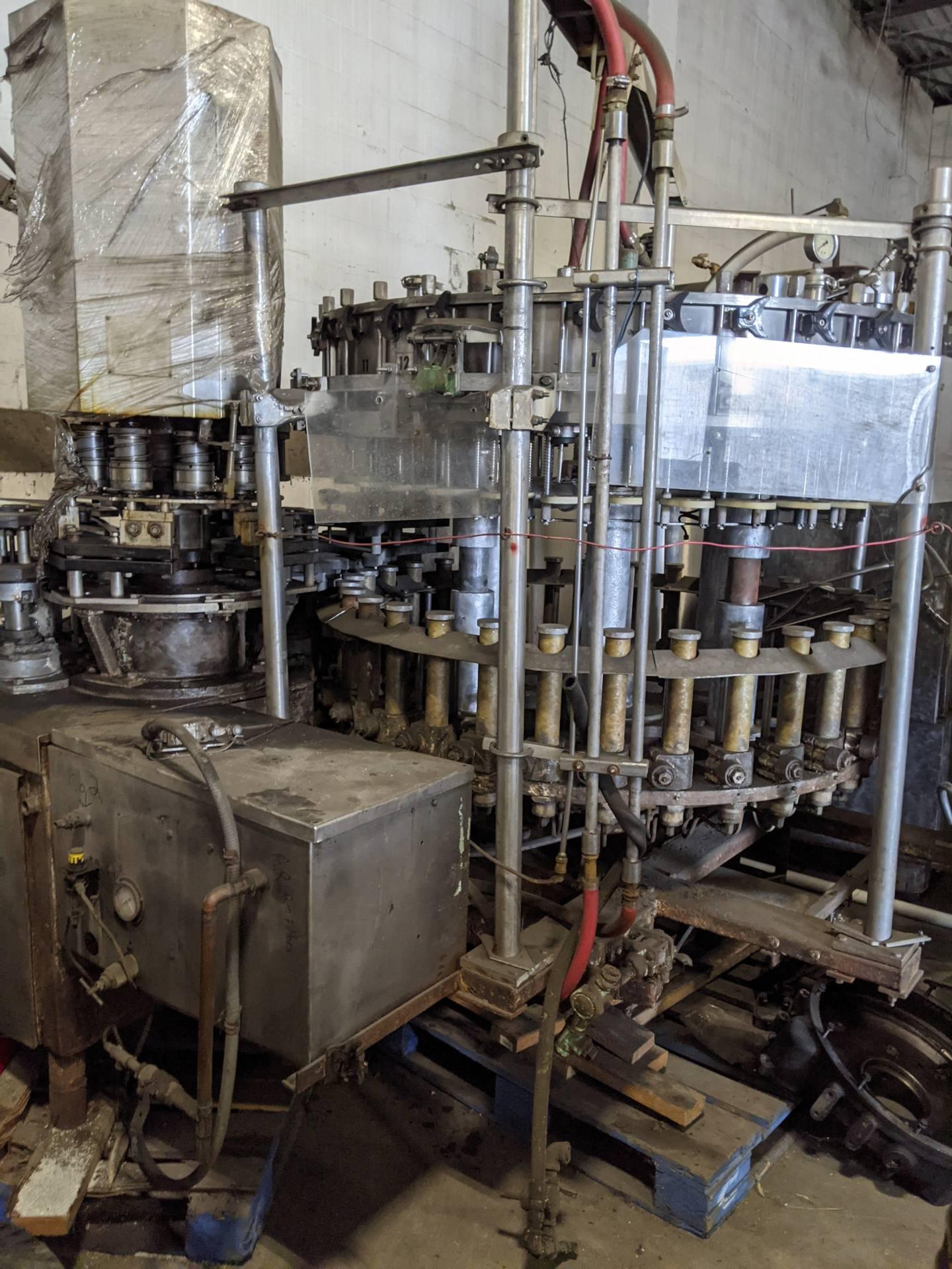 Complete Soda Bottling Line For 20 Oz.,1 Liter & 2 Liter Bottles