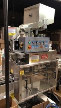 Kapsall E-4 Four Spindle Capper With Conveyor