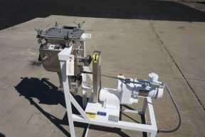 Paul O. Abbe Stainless Jacketed Lab Double Ribbon Mixer,  XP