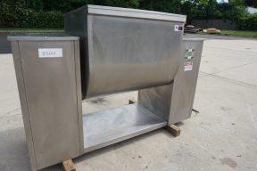 15 Cu. Ft. Stainless Steel Granulating Mixer, Tilt Discharge