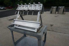 GAI Six Spout Siphon Filler, Stainless Steel