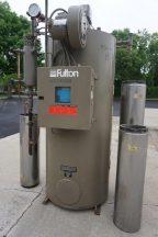 Fulton FB-015-A Fuel Fired Steam Boiler, Natural Gas