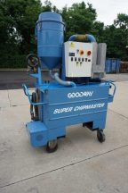 """Goodway """"Super Chipmaster"""" Metal Chip/Coolant Vacuum and Pump System"""