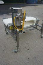 Safeline 14 In. W X 45 In. L Portable Conveyor, Single Phase