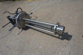 .25HP Batch-Style High Shear Mixer, 3450RPM