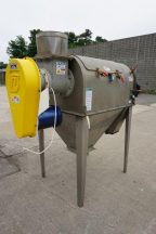 Prater RS151-A Centrifugal Sifter, 5 HP