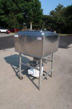 Breddo 100 Gallon Stainless Jacketed Likwifier