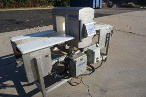 Safeline PowerPhasePLUS Stainless Metal Detector, 7-7/8 In. Wide X 8-1/2 In. Aperture