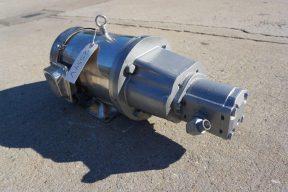 Concentric Hydraulic Pump, Washdown Motor